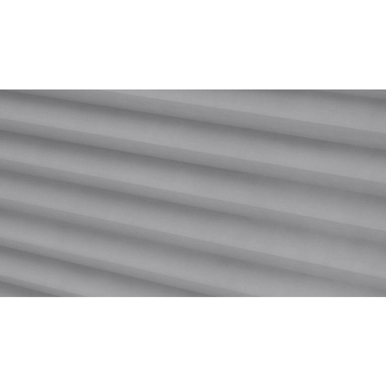 Plisségordijnen > Zichtdicht > silver plate
