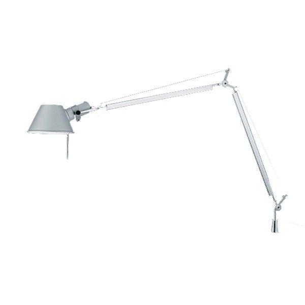 artemide tolomeo micro bureaulamp led met dimmer en tafelbevestiging flinders verzendt gratis. Black Bedroom Furniture Sets. Home Design Ideas
