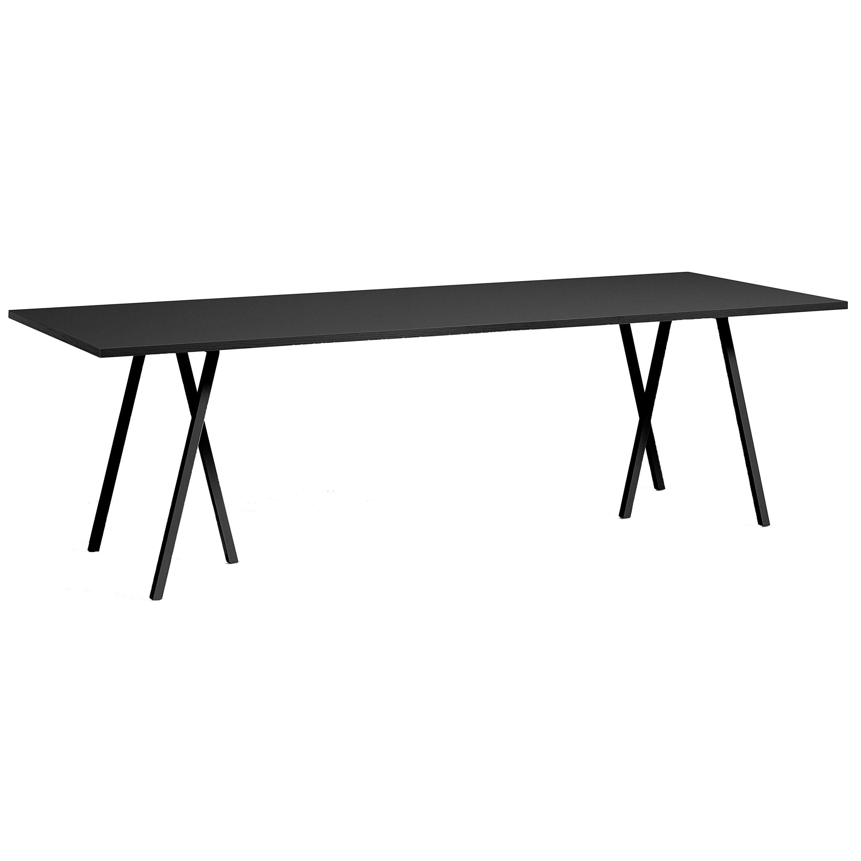 hay loop stand table zwart 250x93 flinders verzendt gratis. Black Bedroom Furniture Sets. Home Design Ideas