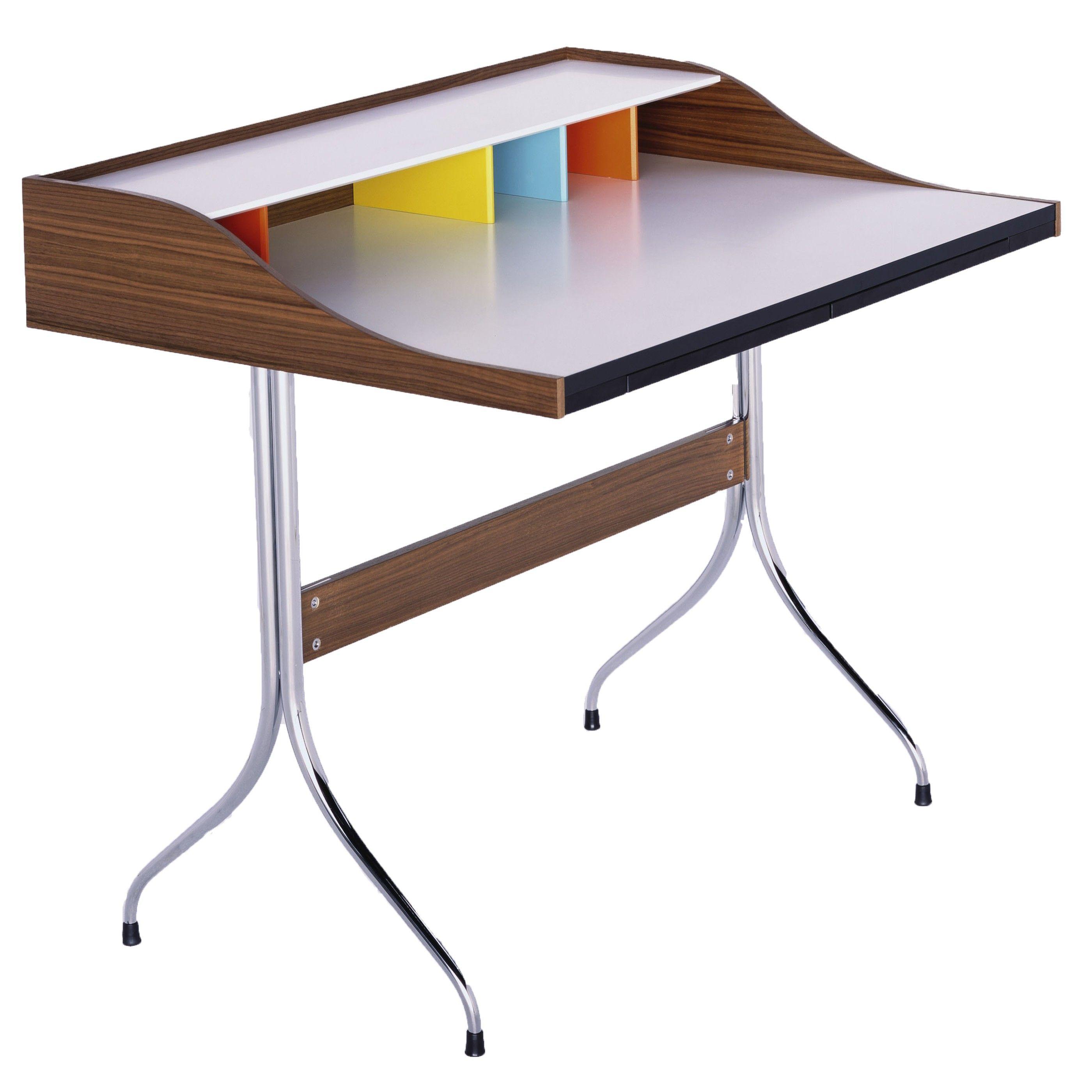 vitra home desk tafel 99x72 flinders verzendt gratis. Black Bedroom Furniture Sets. Home Design Ideas