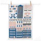 Ferm Living Copenhagen theedoek