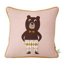 Ferm Living Bear kussen 30x30