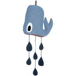 Ferm Living Whale mobiel