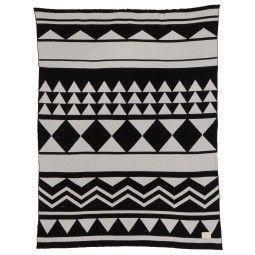 Ferm Living Inka blanket plaid