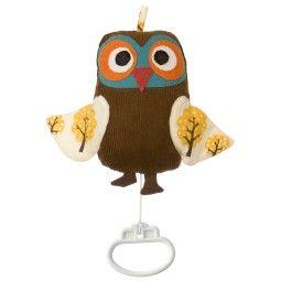 Ferm Living Owl muziekmobiel
