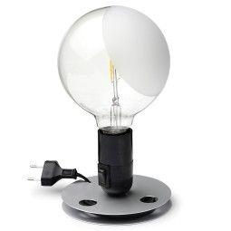 Flos Showroommodel - Lampadina tafellamp LED zwart