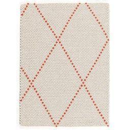 Hay Dot Carpet vloerkleed poppy red