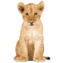 KEK Amsterdam Safari Friends Lion Cub XL muursticker