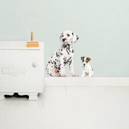 KEK Amsterdam Puppy Set 1 muursticker