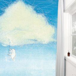 KEK Amsterdam Climbing the Clouds behang