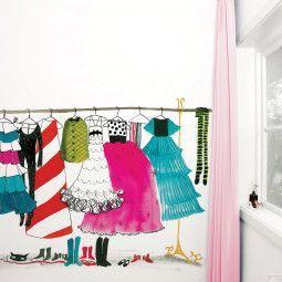 KEK Amsterdam Dress Up Party behang