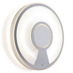 Luceplan Lightdisc 32 buitenlamp opaal