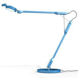 Luceplan Tivedo tafellamp LED blauw