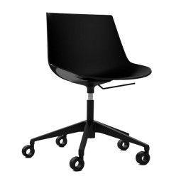 MDF Italia Flow Chair bureaustoel antraciet