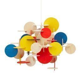 Normann Copenhagen Bau hanglamp Multi Large