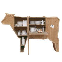Seletti Sending Cow kast