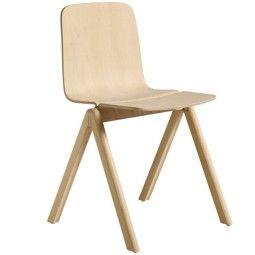 Hay Showroommodel - Copenhague stoel beuken