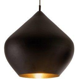 Tom Dixon Beat Light Stout hanglamp zwart