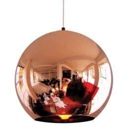 Tom Dixon Copper Shade hanglamp 45cm