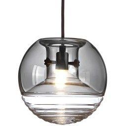 Tom Dixon Flask Smoke hanglamp