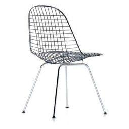 Vitra Wire Chair DKX stoel