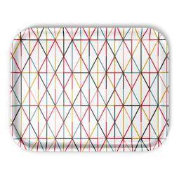 Vitra Classic Tray Grid dienblad large