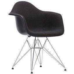 Vitra Eames DAR gestoffeerde stoel (nieuwe afmetingen)