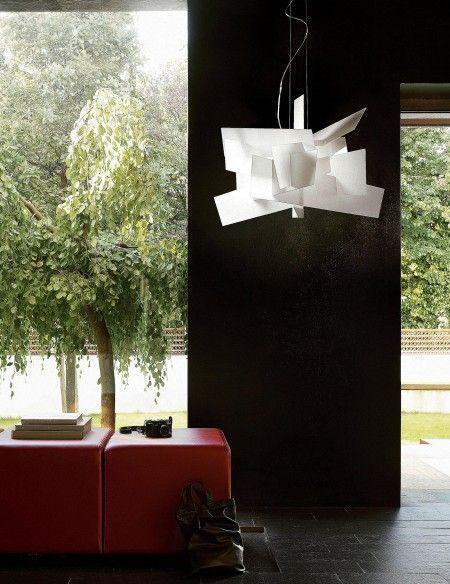 foscarini big bang hanglamp led dimbaar flinders. Black Bedroom Furniture Sets. Home Design Ideas
